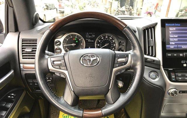 Bán Toyota Land Cruiser V8 5.7 AT đời 2016, màu đen, nhập khẩu Mỹ LH: 0982.84.283819