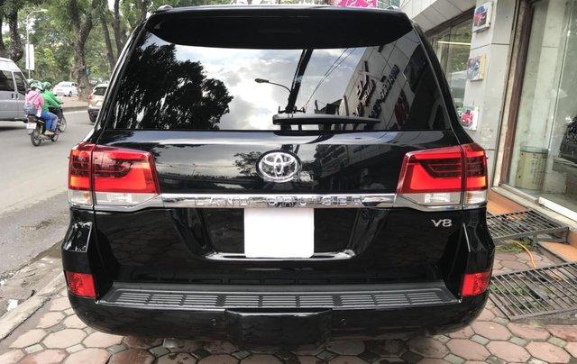 Bán Toyota Land Cruiser V8 5.7 AT đời 2016, màu đen, nhập khẩu Mỹ LH: 0982.84.28385