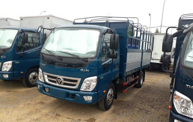 Bán xe tải Ollin500. E4 Trường Hải tải trọng 5 tấn ở Hà Nội1