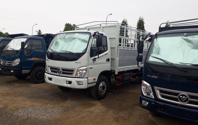Bán xe tải Ollin500. E4 Trường Hải tải trọng 5 tấn ở Hà Nội3