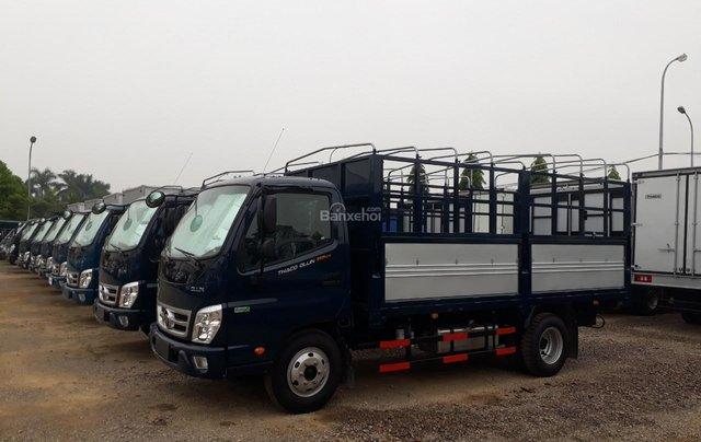 Bán xe tải Ollin500. E4 Trường Hải tải trọng 5 tấn ở Hà Nội0