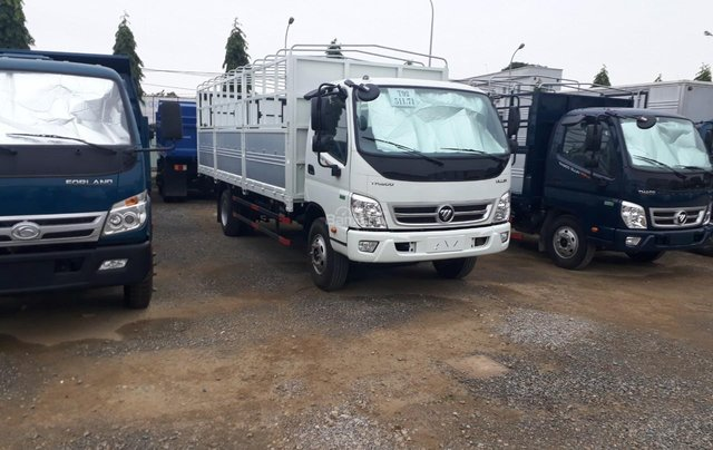 Bán xe tải Ollin500. E4 Trường Hải tải trọng 5 tấn ở Hà Nội7