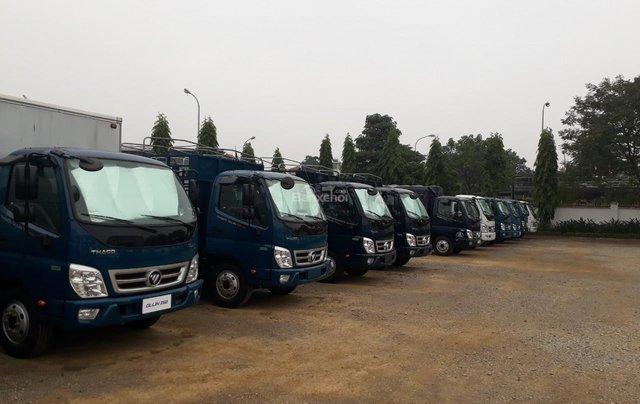 Bán xe tải Ollin500. E4 Trường Hải tải trọng 5 tấn ở Hà Nội4
