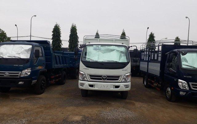 Bán xe tải Ollin500. E4 Trường Hải tải trọng 5 tấn ở Hà Nội6