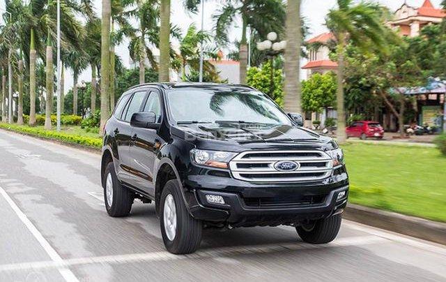 Cần bán xe Ford Everest Ambiente MT 2018, nhập khẩu nguyên chiếc - LH 0989022295 tại Bắc Kạn0