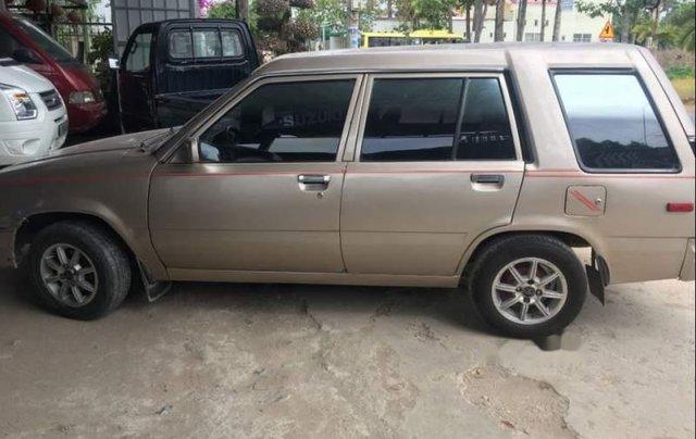 Bán Toyota Starlet sản xuất năm 1986, xe nhập chính chủ0
