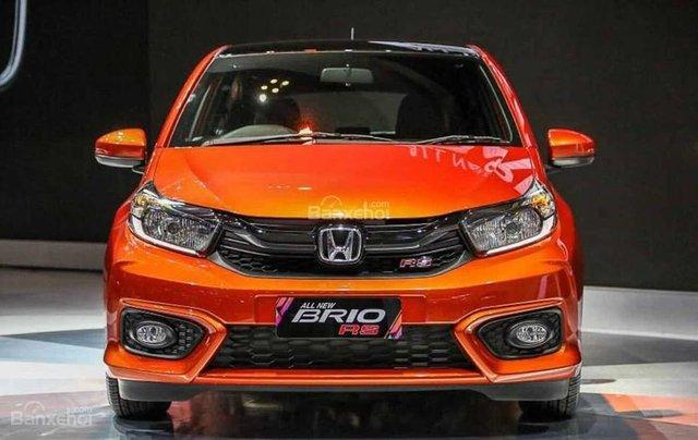 Bán Honda Brio 2019, đủ màu, nhập khẩu chính hãng, quà tặng hấp dẫn0