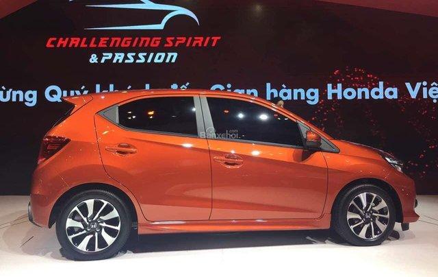 Bán Honda Brio 2019, đủ màu, nhập khẩu chính hãng, quà tặng hấp dẫn2