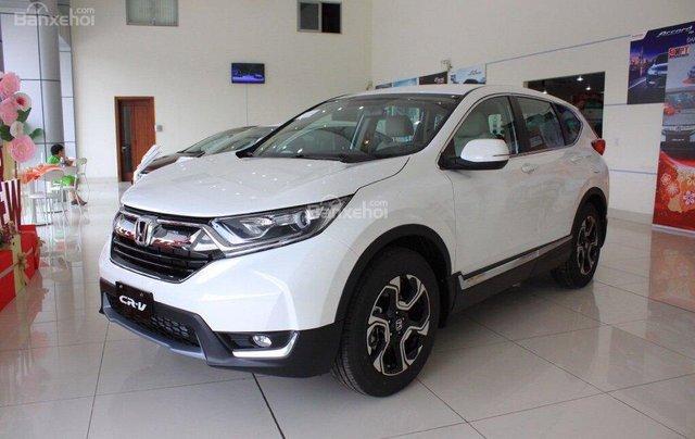 Giao liền tay Honda CR V 1.5E màu trắng với chỉ 270 triệu. CAM KẾT GIÁ TỐT NHẤT khi liên hệ 0933.683.0560
