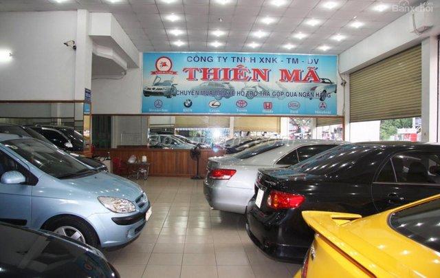 Salon Auto Thiên Mã 3