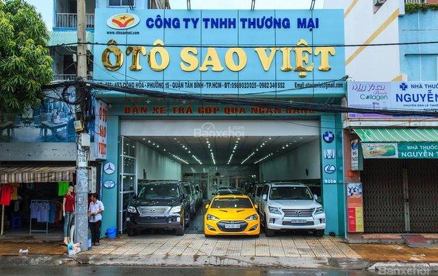 Ô tô Sao Việt 1