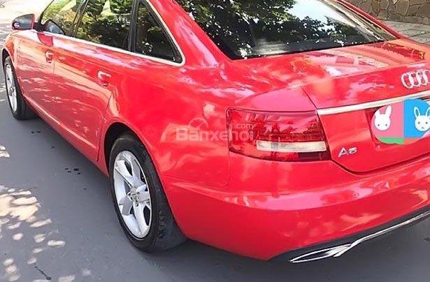 Cần bán lại xe Audi 100 đời 2008, màu đỏ, xe nhập0