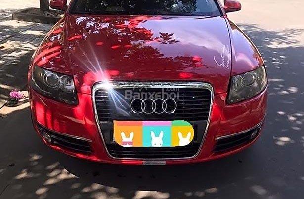 Cần bán lại xe Audi 100 đời 2008, màu đỏ, xe nhập1