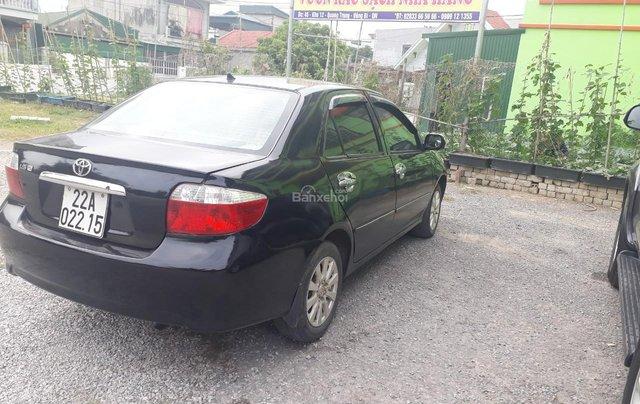 Bán Toyota Vios 2006 màu đen, Sedan, 5 chỗ, giá rẻ5