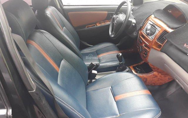 Bán Toyota Vios 2006 màu đen, Sedan, 5 chỗ, giá rẻ4