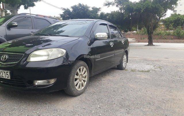 Bán Toyota Vios 2006 màu đen, Sedan, 5 chỗ, giá rẻ9