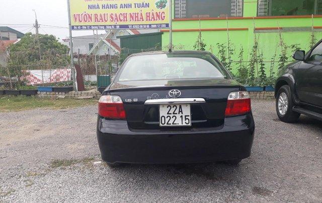 Bán Toyota Vios 2006 màu đen, Sedan, 5 chỗ, giá rẻ8