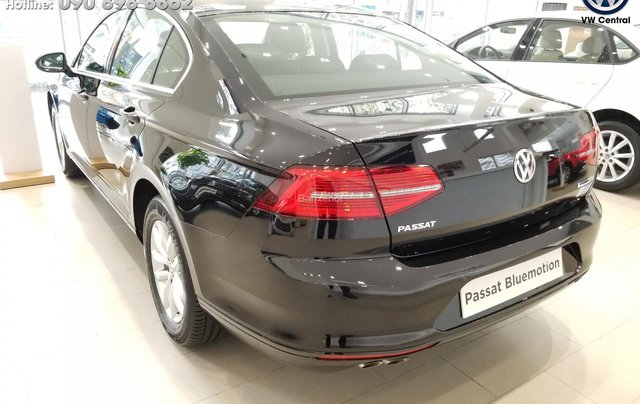 Volkswagen Passat Bluemotion - Xe Đức nhập khẩu, tặng 100% phí trước bạ | Hotline: 090-898-886218