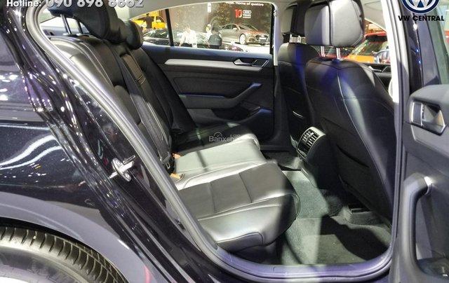 Volkswagen Sài Gòn cần bán chiếc xe Volkswagen Passat Comfort năm 2018, màu xanh lam - Giá tốt nhất thị trường 10