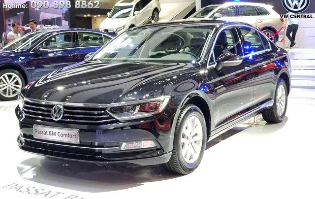 Volkswagen Sài Gòn cần bán chiếc xe Volkswagen Passat Comfort năm 2018, màu xanh lam - Giá tốt nhất thị trường 21