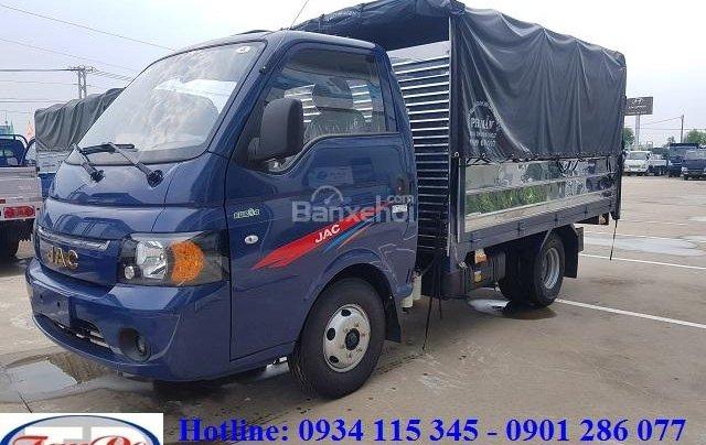 Bán xe tải trả góp, xe JAC X5 1.5 tấn. Hỗ trợ trả góp 70%0
