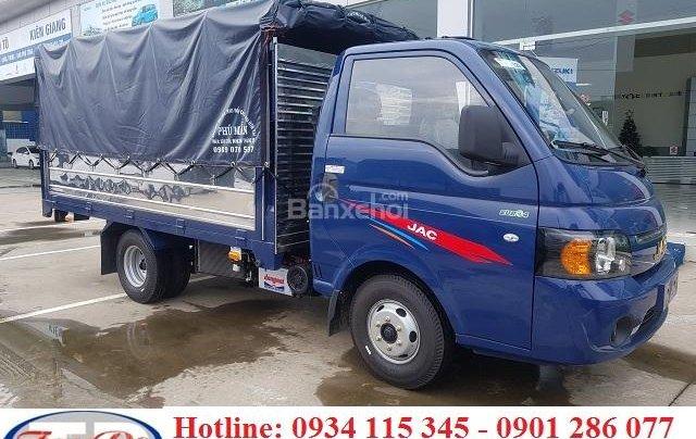 Bán xe tải trả góp, xe JAC X5 1.5 tấn. Hỗ trợ trả góp 70%1