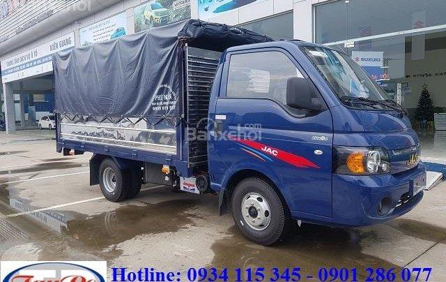 Bán xe tải trả góp, xe JAC X5 1.5 tấn. Hỗ trợ trả góp 70%5