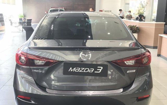 Mazda 3 1.5, màu xám lông chuột 46G, có xe giao ngay tại Mazda Bình Triệu2