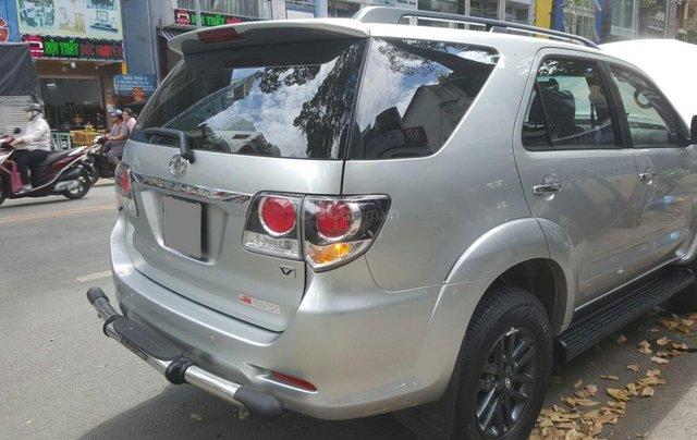 Bán xe Toyota Fortuner 2016 máy xăng, số tự động, liên hệ chính chủ 0942872465 Thanh3