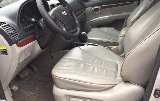Cần bán xe Hyundai Santa Fe sản xuất năm 2009, giá tốt3