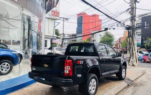 Bán Chevrolet Colorado năm sản xuất 2019, màu đen, nhập khẩu1
