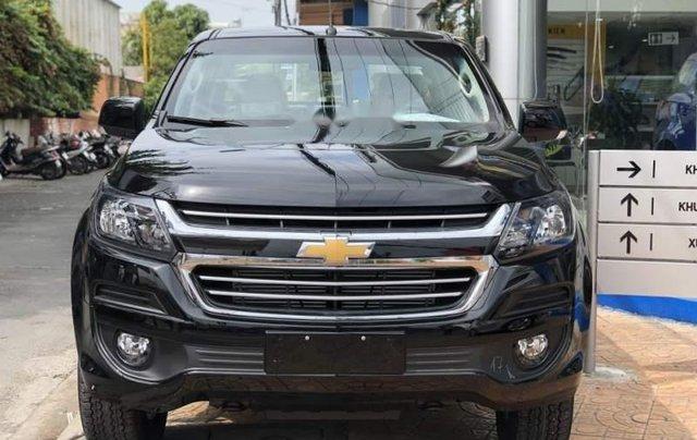 Bán Chevrolet Colorado năm sản xuất 2019, màu đen, nhập khẩu5