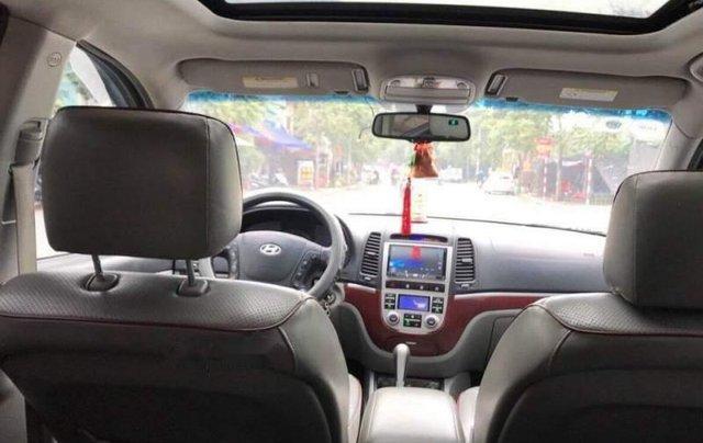 Cần bán xe Hyundai Santa Fe sản xuất năm 2009, giá tốt1