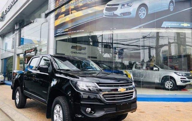 Bán Chevrolet Colorado năm sản xuất 2019, màu đen, nhập khẩu0