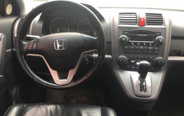 Bán ô tô Honda CR V 2.4 2009, màu vàng, giá chỉ 480 triệu5
