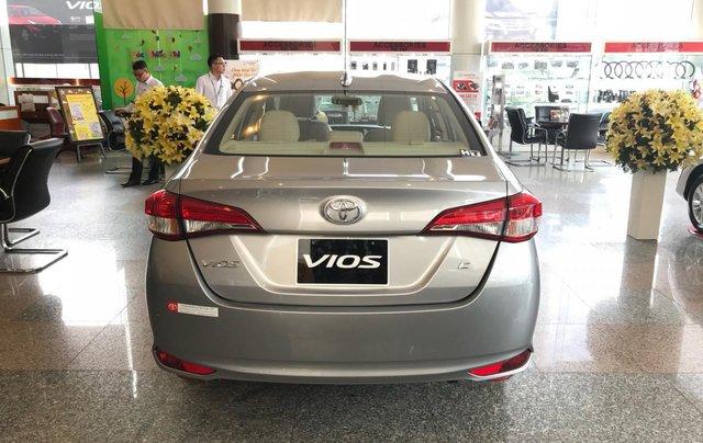 Toyota Tân Cảng Vios 1.5 tự động - Trả trước 150tr nhận xe - Xe giao ngay đủ màu - 09330006001