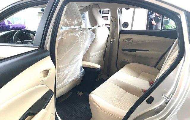 Toyota Tân Cảng Vios 1.5 tự động - Trả trước 150tr nhận xe - Xe giao ngay đủ màu - 09330006003