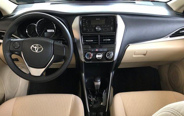 Toyota Tân Cảng Vios 1.5 tự động - Trả trước 150tr nhận xe - Xe giao ngay đủ màu - 09330006004