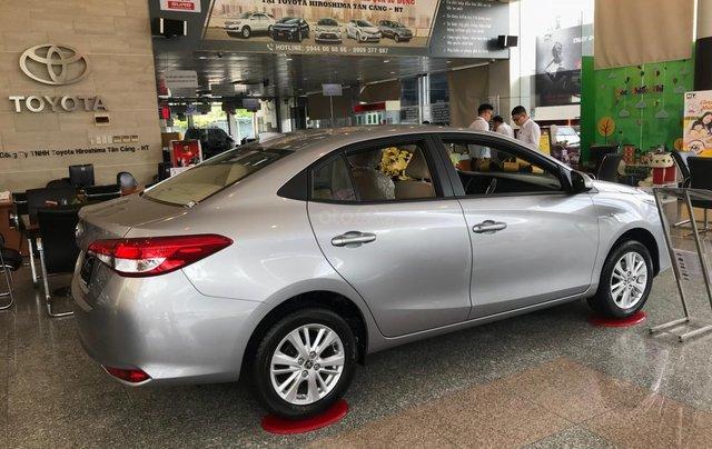 Toyota Tân Cảng Vios 1.5 tự động - Trả trước 150tr nhận xe - Xe giao ngay đủ màu - 09330006005
