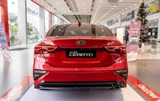 Cần bán xe Kia Cerato năm 2019, màu đỏ4