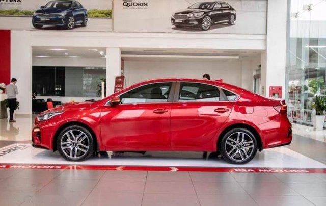 Cần bán xe Kia Cerato năm 2019, màu đỏ1