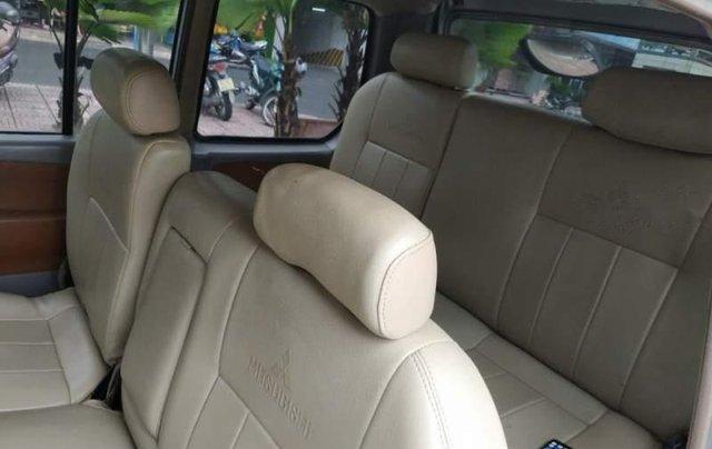 Bán Mitsubishi Jolie năm sản xuất 2006, màu bạc còn mới4