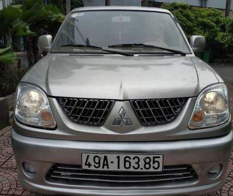Bán Mitsubishi Jolie năm sản xuất 2006, màu bạc còn mới0