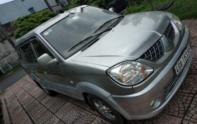 Bán Mitsubishi Jolie năm sản xuất 2006, màu bạc còn mới2