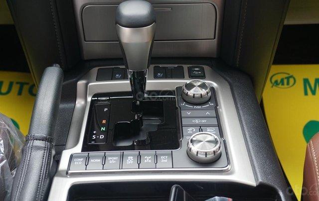 Bán ô tô Toyota Land Cruiser VX R 4.6 AT đời 2017, màu đen, xe nhập Trung Đông mới 100%, LH em Hương8