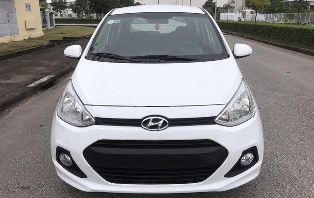 Bán Hyundai i10 đời 2015, xe đẹp, rất chất, không 1 lỗi nhỏ, đã rút hồ sơ gốc0