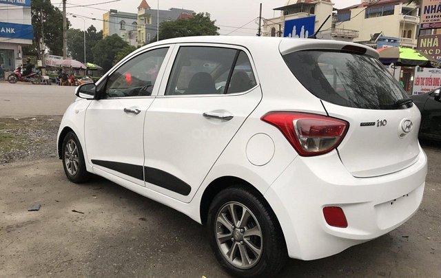 Bán Hyundai i10 đời 2015, xe đẹp, rất chất, không 1 lỗi nhỏ, đã rút hồ sơ gốc1