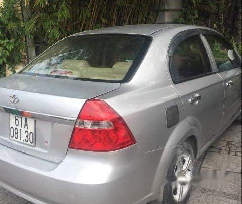 Bán Daewoo Gentra năm sản xuất 2008, màu bạc còn mới1