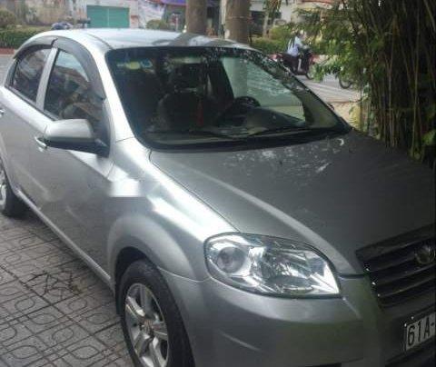 Bán Daewoo Gentra năm sản xuất 2008, màu bạc còn mới0