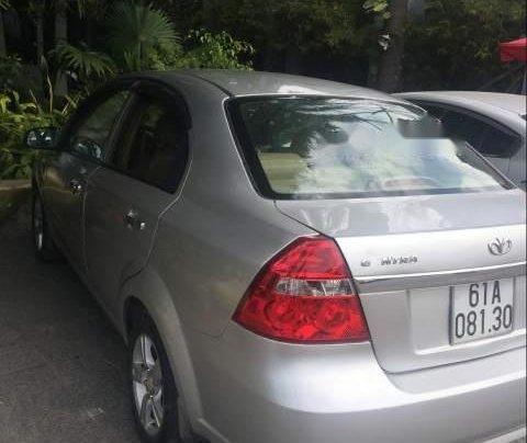 Bán Daewoo Gentra năm sản xuất 2008, màu bạc còn mới4